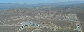 Willow Springs International Motorsports Park - All the tracks, from the air.