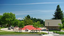 Wilsonville Memorial Park play area.JPG