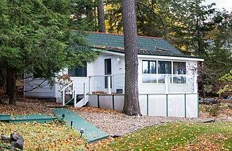 Ernest Hemingway Cottage - Image: Windemere Cottage