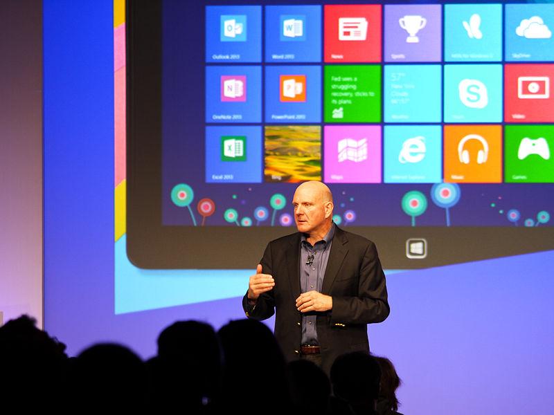 File:Windows 8 Launch - Steve Ballmer.jpg