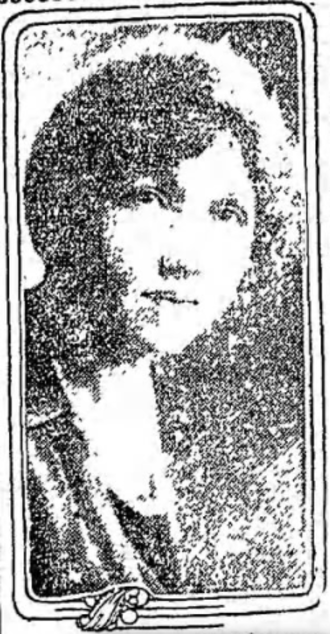 Winifred M. Hausam - Winifred M. Hausam, May 8, 1922, The Los Angeles Times