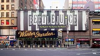Winter Garden Theatre Broadway theatre in Manhattan, New York