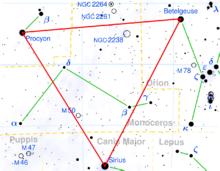 Winter Triangle Wikipedia