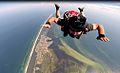 Wojciech Kielar skydiver, Jastarnia 2014.07.07.jpg