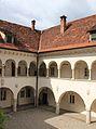 Wolfsberg - Schloss Bayerhofen - Innenhof3.jpg