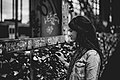 Woman, graffiti and padlocks (Unsplash).jpg