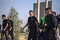 Women on the Arba'een Walk-Mehran city-Iran زنان در پیاده روی اربعین در مرز مهران- عکاسی خبری 08.jpg