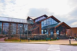 Wonders of Wildlife Museum (exterior).JPG