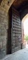 Wooden Door - Bara Darwaza - South-western Gate - Old Fort - New Delhi 2014-05-13 3089-3090.TIF