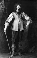 Workshop of Anthony van Dyck - Portrait of Prince Rupert - Walters 37233.jpg