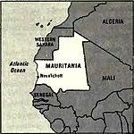 World Factbook (1982) Mauritania.jpg