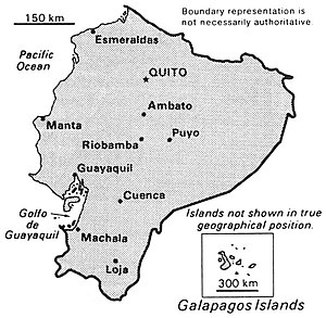World Factbook (1990) Ecuador.jpg