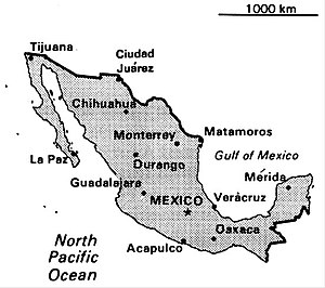 The World Factbook (1990)/Mexico - Wikisource, the free