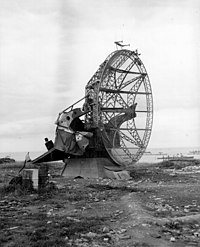 Wuerzburg radar at Normandy beach.jpg