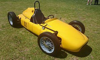 1953 Australian Grand Prix - Image: Wylie Javelin