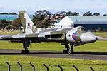 XH558 Avro Vulcan (21322257106).jpg
