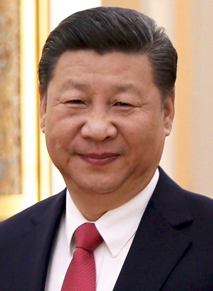 Xi Jinping March 2017