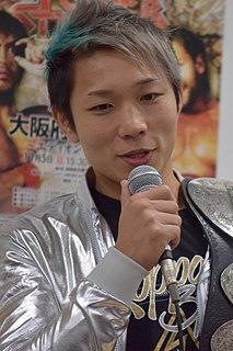 Yoh (wrestler) Japanese professional wrestler
