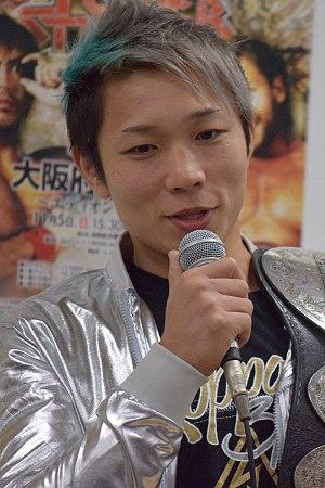 Yohei Komatsu - Komatsu in November 2017