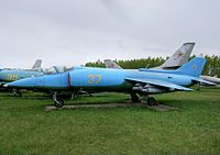 Yakovlev Yak-38 at Central Air Force museum.jpg