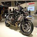 Yamaha MT-07 at Tokyo Motor Show 2013.jpg