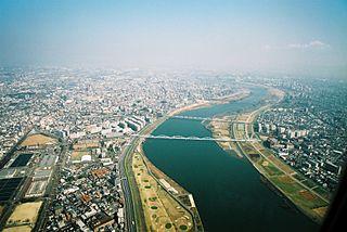 Yodo River river in Japan