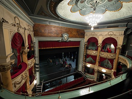 Interior of York's Grand Opera House York Opera.jpg