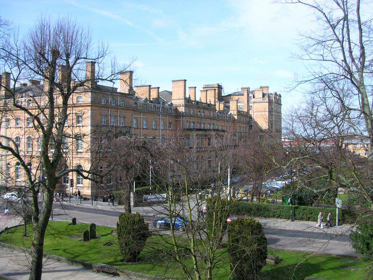 The Station Hotel Shrewsbury