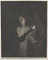 Young Woman Holding a Candle in a Bedchamber MET DP104278.jpg