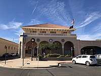 Yuma County Administration Building, Front.jpg
