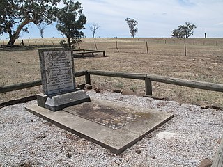 Grave of Yuranigh The gravesite of Yuranigh, Sir Thomas Mitchell's Aboriginal assistant, is the only known site in Australia where Aboriginal and European burial practices coexist