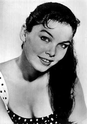 Yvonne Craig - Craig in 1960