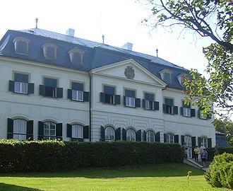 Náměšť na Hané - Chateau