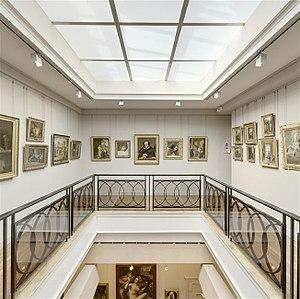 Musée Magnin - Image: Zénithale