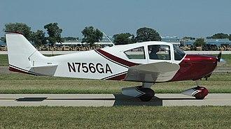 Zenair CH 640 - Image: Zenair Zodiac CH 640 N756GA