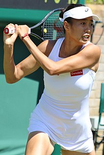 Zhang Shuai (tennis) Chinese tennis player