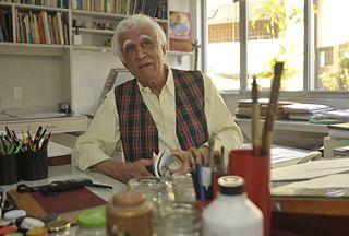 Ziraldo Alves Pinto Cartoonist, writer, illustrator