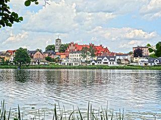 Złotów Place in Greater Poland Voivodeship, Poland