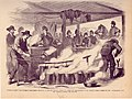 """'Cooking in Camp.' - The Kitchen of the Fremont Dragoons, at the Fair Grounds, Tipton, MO., Lately the Headquarters of Gen. Fremont."".jpg"