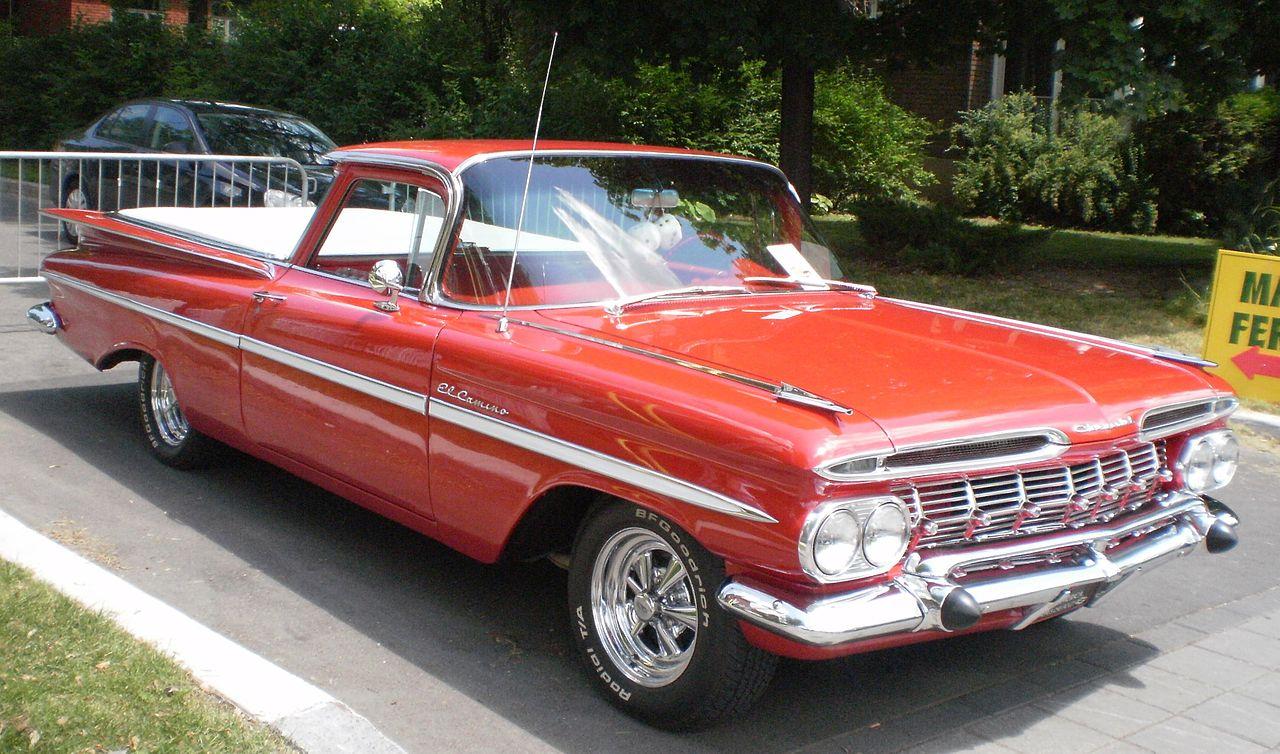 File:'59 Chevrolet El Camino (Cruisin' At The Boardwalk '11).JPG ...