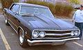 '65 Chevrolet Chevelle (Les chauds vendredis '11).JPG