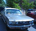 '65 Ford Mustang (Auto classique Laval '11).JPG