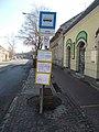 'Aszód, Kossuth Lajos utca 2.' buszmegálló, 2019 Aszód.jpg
