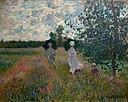 'En promenade près d'Argenteuil' by Claude Monet, 1875.jpg