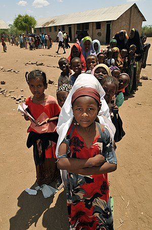 Kakuma - School children, 2011