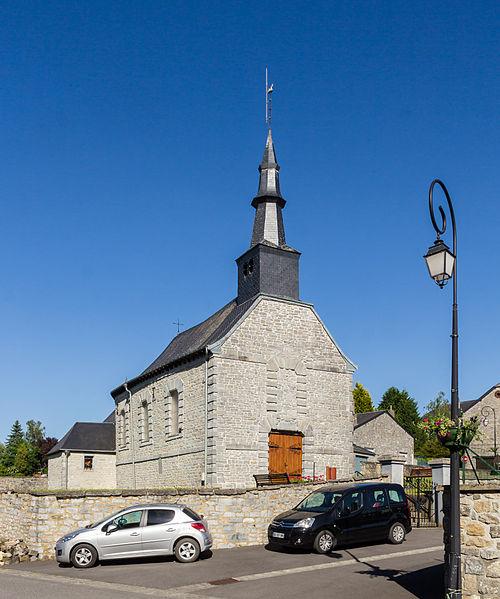 Église Saint-Martin de Foisches