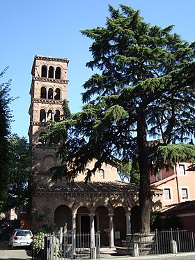 Image illustrative de l'article Église San Giovanni a Porta Latina