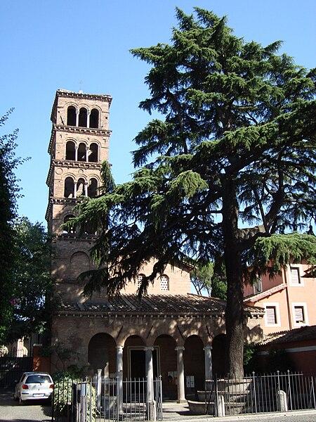 Fichier:Église San Giovanni a Porta Latina.JPG
