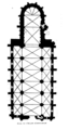Église de Ouistreham, plan.png