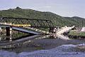 Ông Đô Bridge - Thâm Đô River - Bi Hậu Mountain.1969 (9677361091).jpg